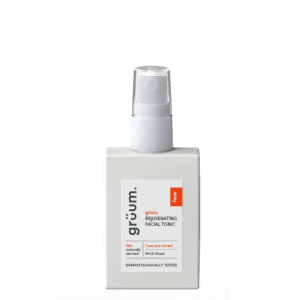 Bottle of gosta rejuvenating facial tonic