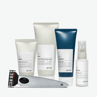 Shave and Wash Gift Set