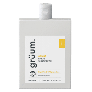Bottle of 250ml Altruist body SPF30 sunscreen