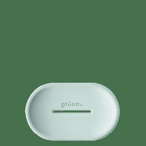 Green halla soap storage dish