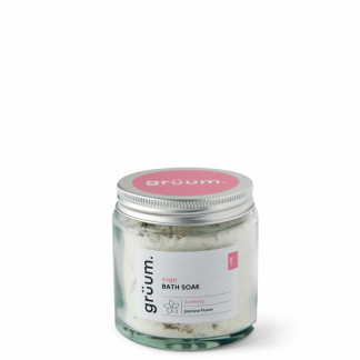 Jasmine flower sugn bath soak jar