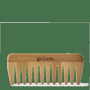 Gruum hårkam Bamboo Comb